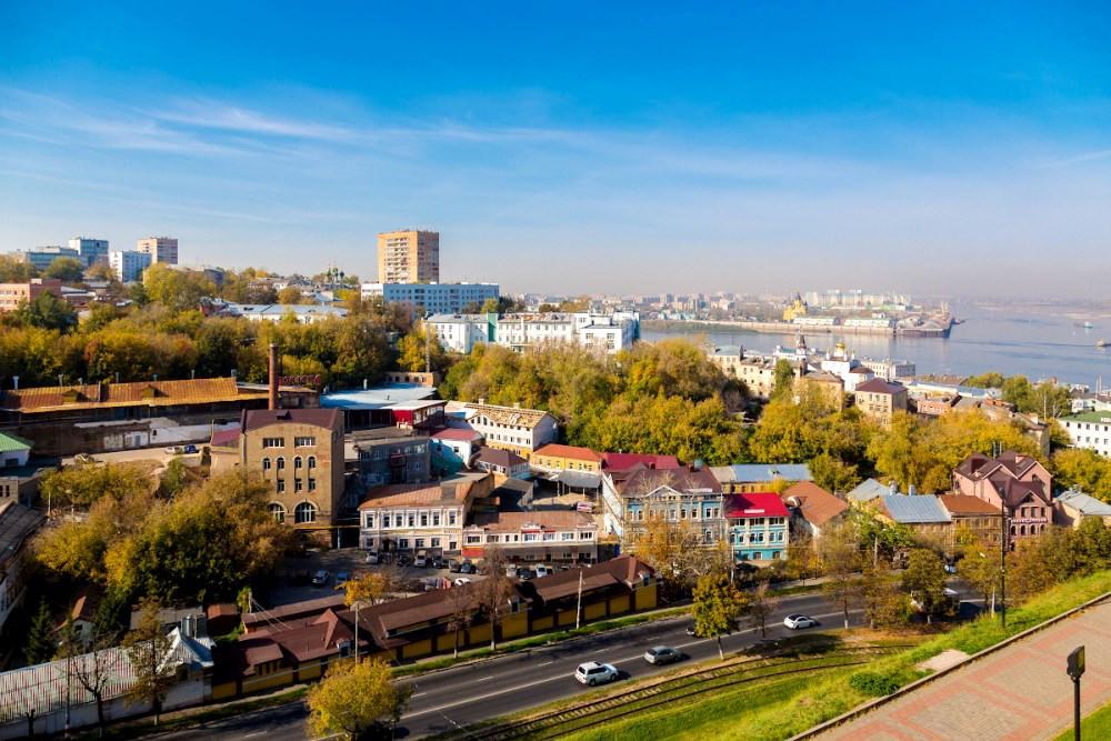 Индивидуальные экскурсии по Нижнему Новгороду