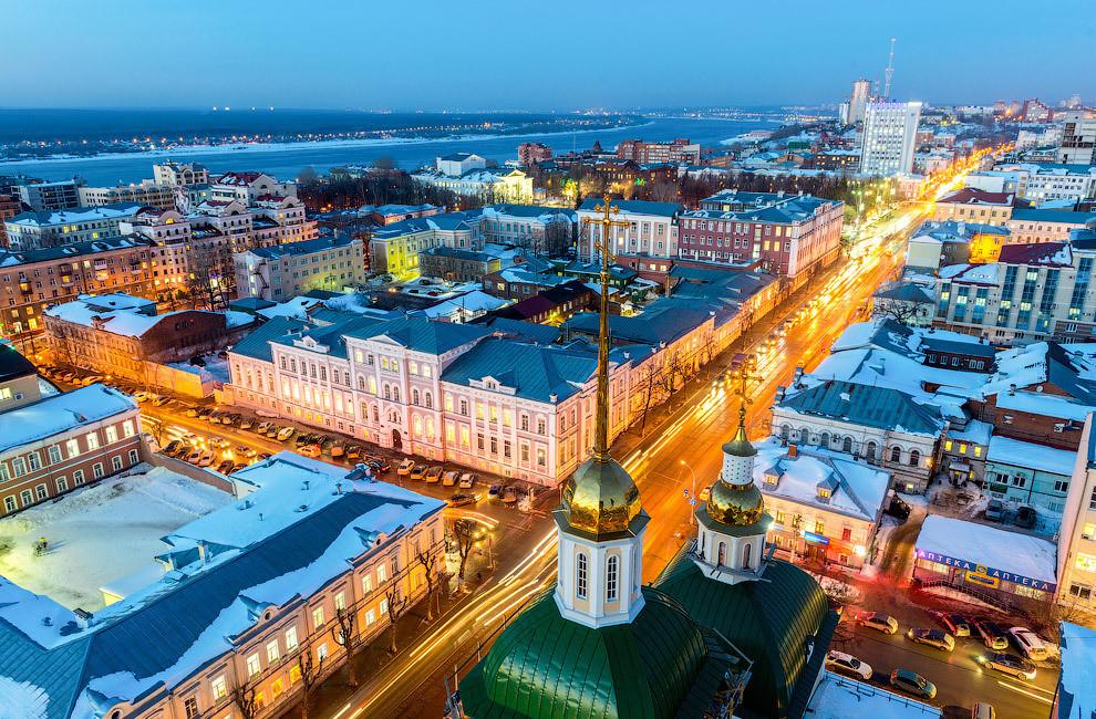 Индивидуальные экскурсии по Перми