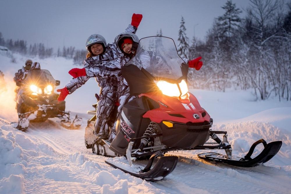 Отдых в Мурманске зимой