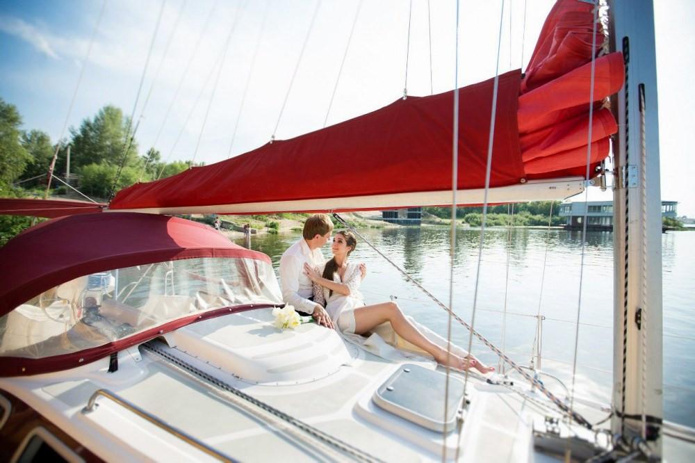 Прогулки на катере или яхте в Нижнем Новгороде