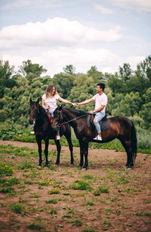 Конные прогулки в Уфе