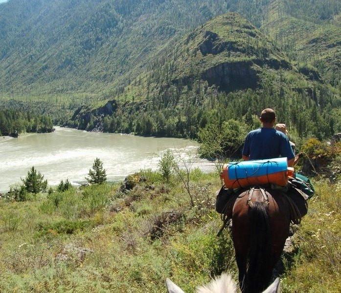 Конные туры по Алтаю