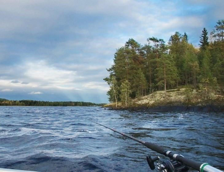 Рыболовные туры в Карелии