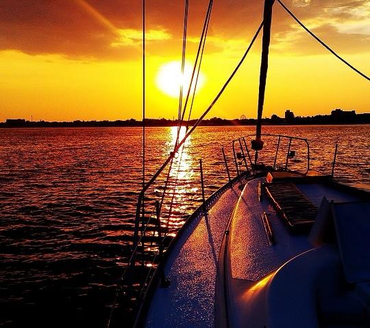 Аренда яхты в Евпатории