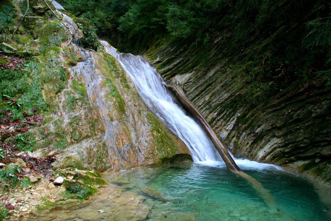 Фото: Водопад «Чудо-красотка»