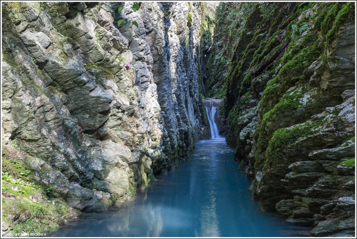 Фото: Крабовое ущелье