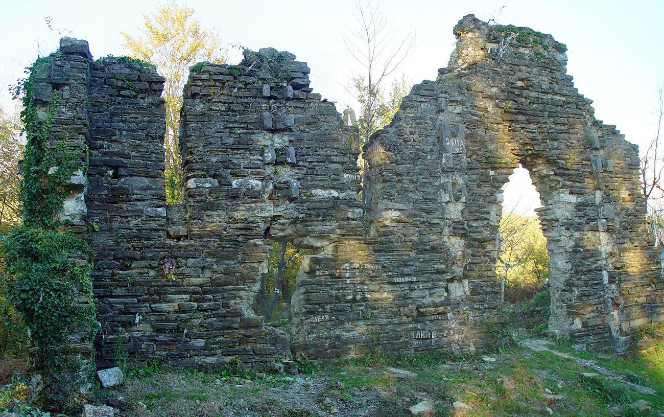 Фото: Византийский храм
