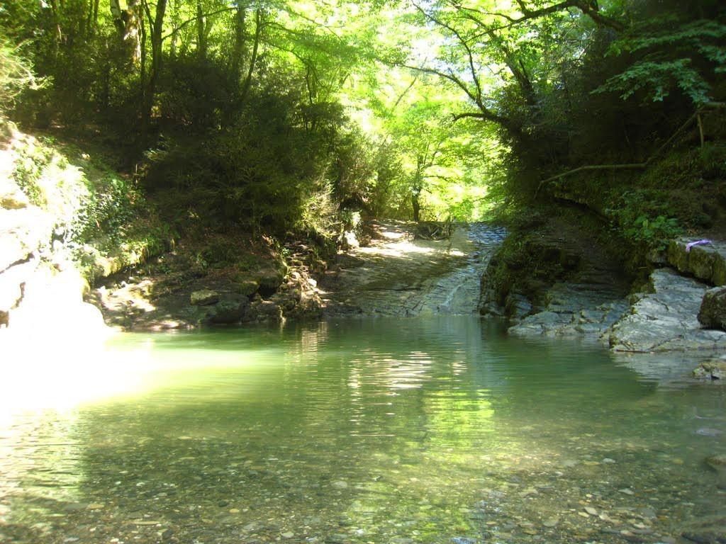 Фото: Водопад Райское наслаждение