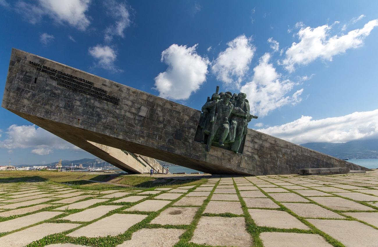 Фото: Мемориал Малая земля