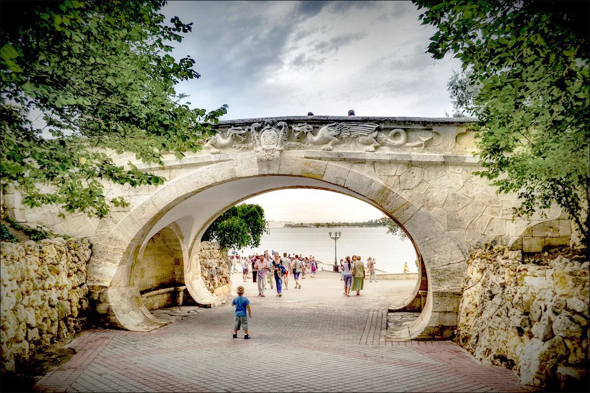 Фото: Драконий мостик
