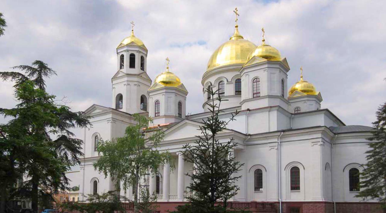 Фото: Кафедральный собор Александра Невского