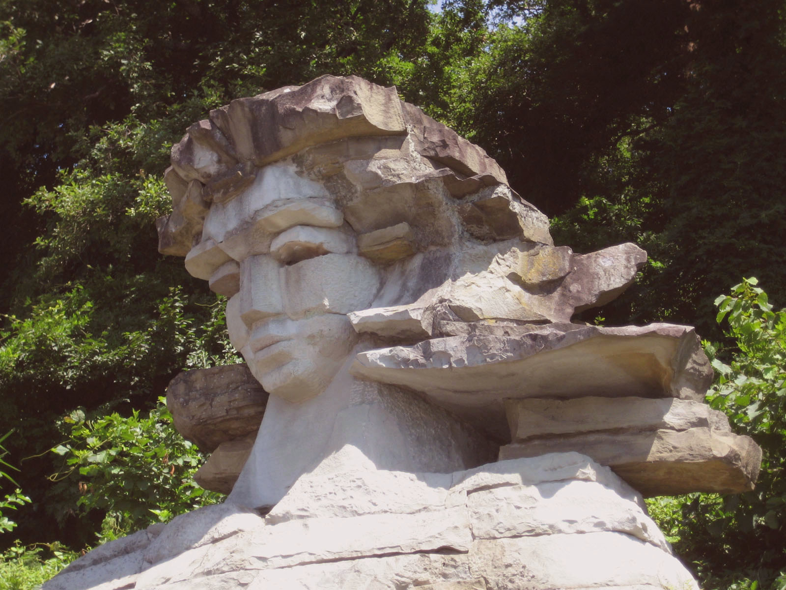 Фото: Мацеста (Скульптурная композиция)