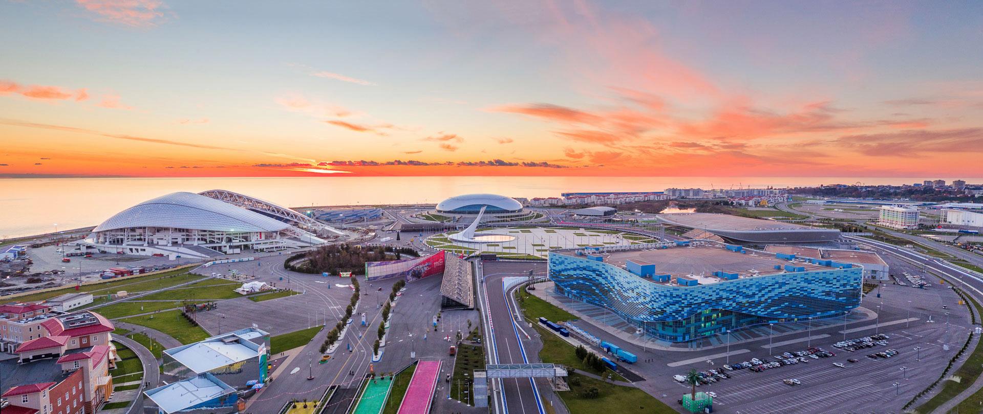 Фото: Олимпийский парк