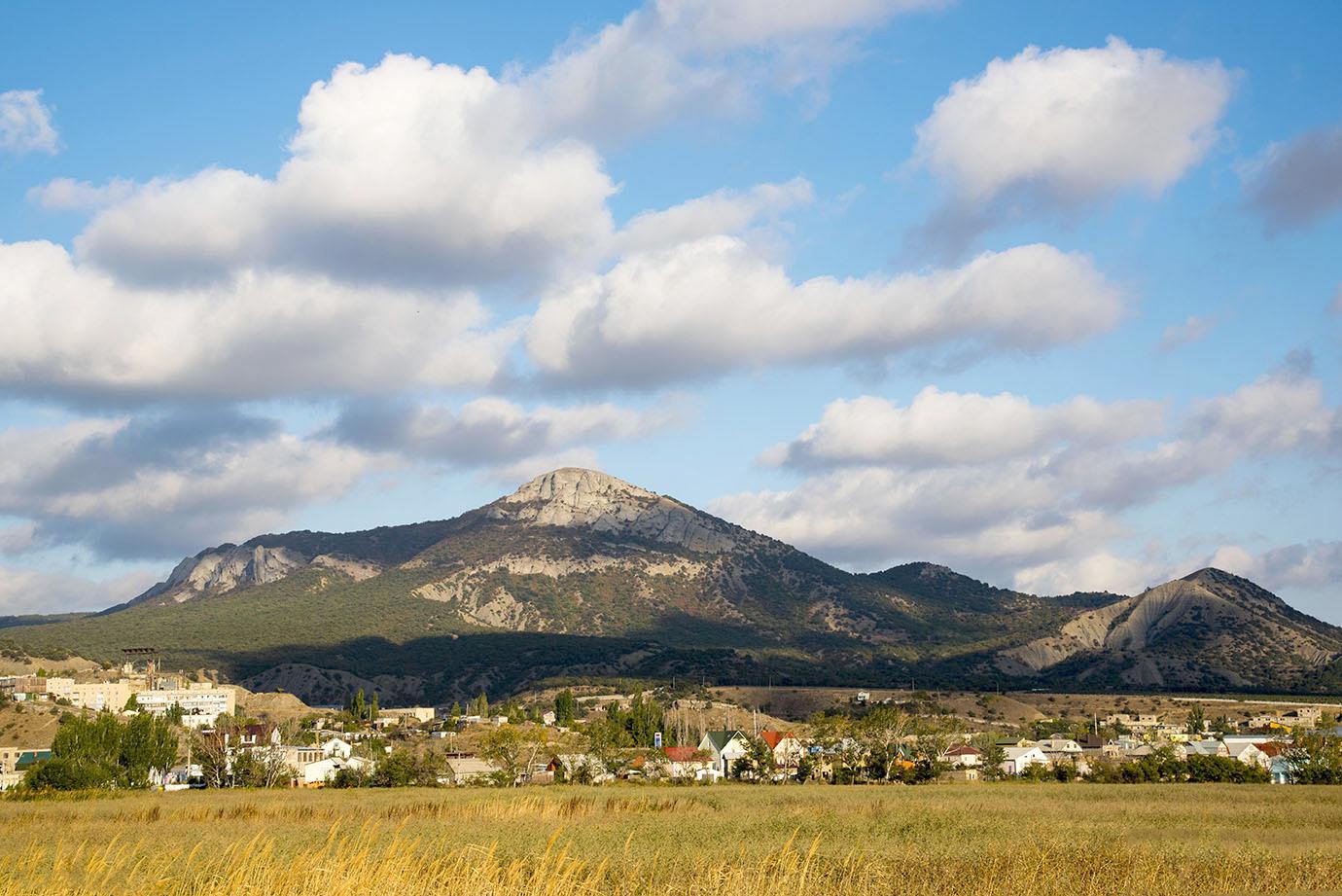 Фото: Гора Ай-Георгий