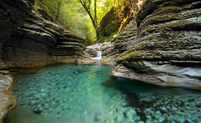 Фото: Гуамское ущелье