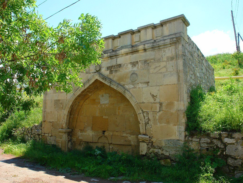 Фото: Армянский фонтан