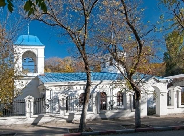 Фото: Введенская церковь