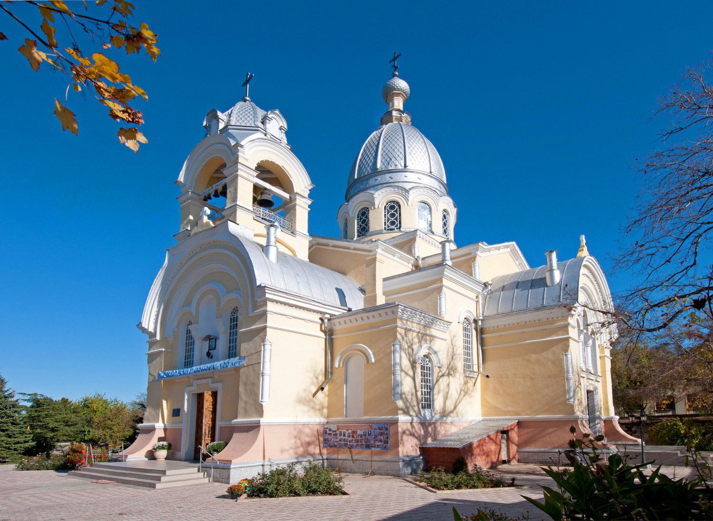 Фото: Казанский собор (Феодосия)