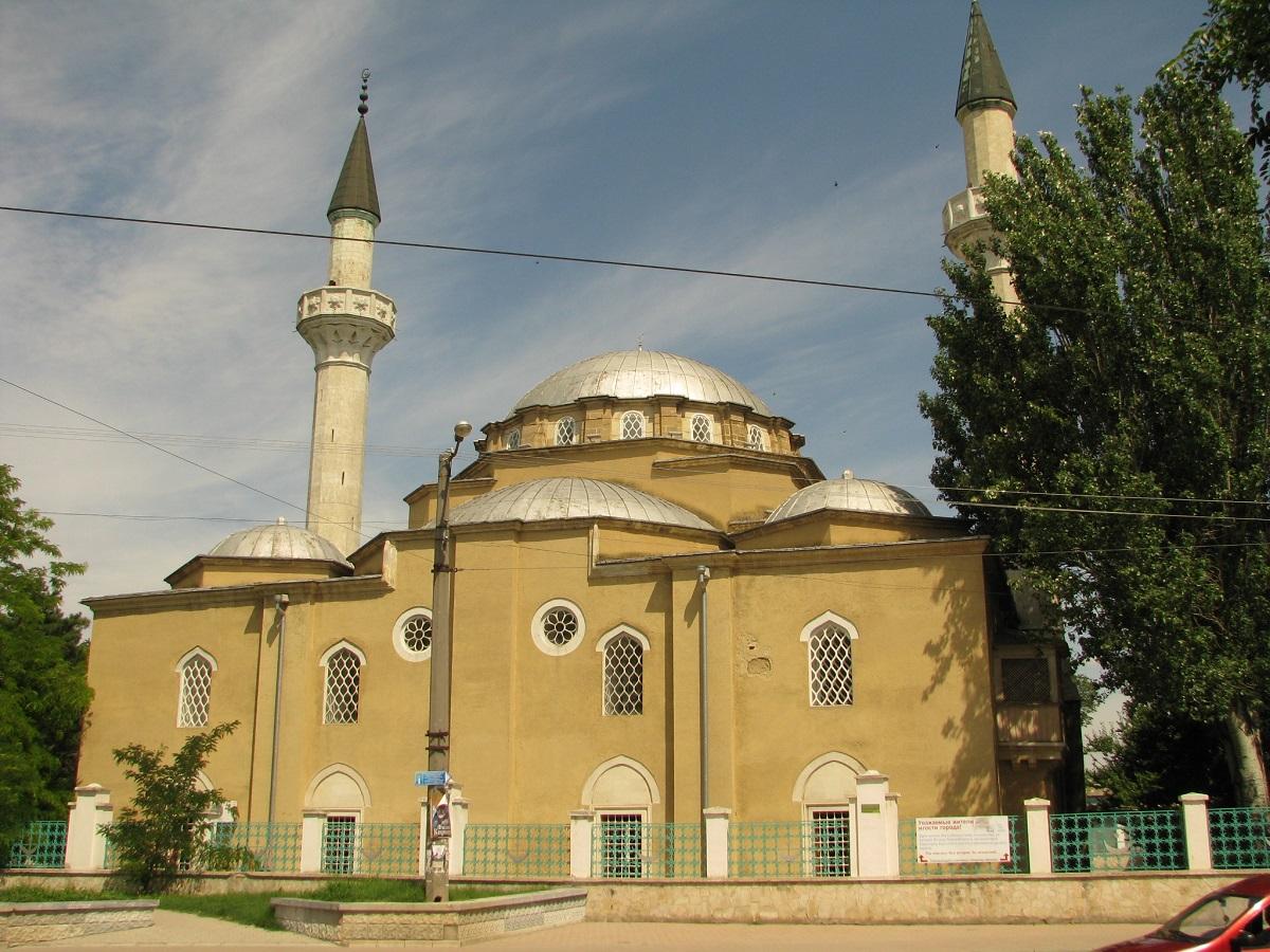 Фото: Мечеть Муфти-Джами
