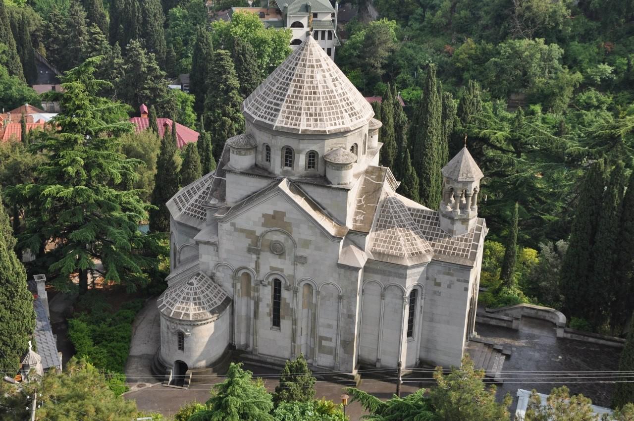 Фото: Армянская церковь