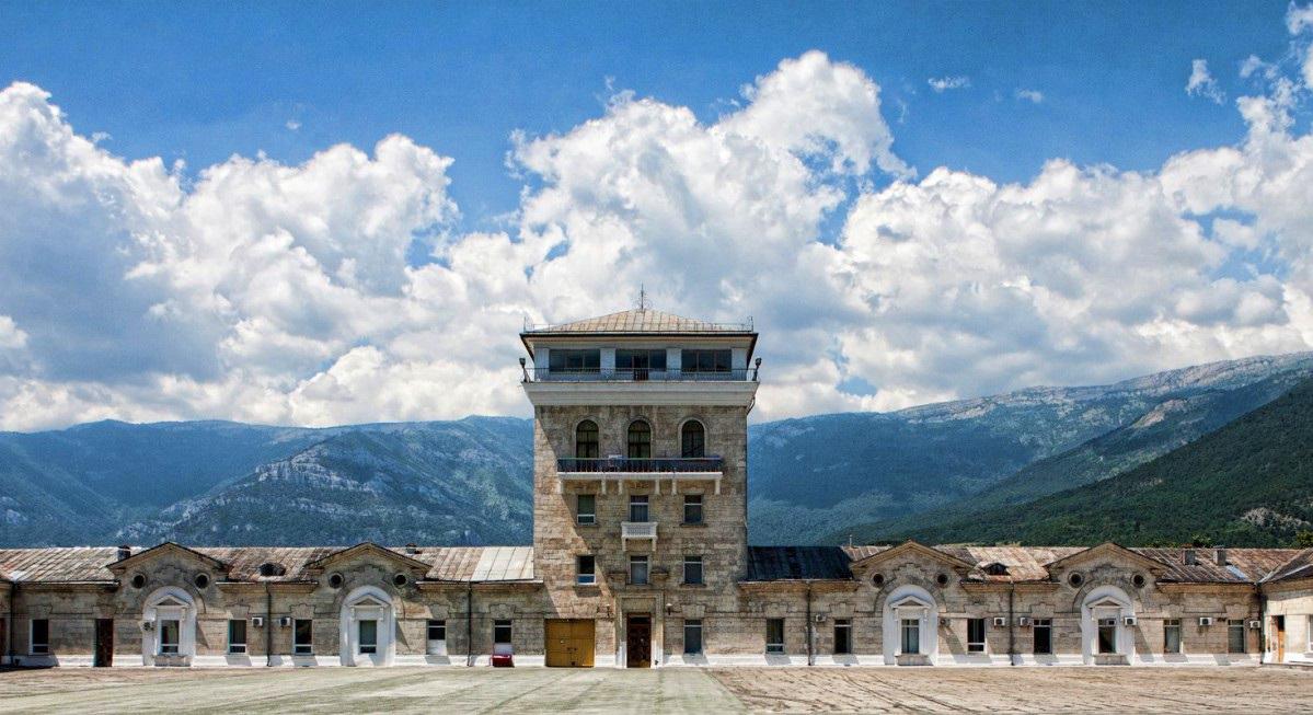 Фото: Винный завод в массандре