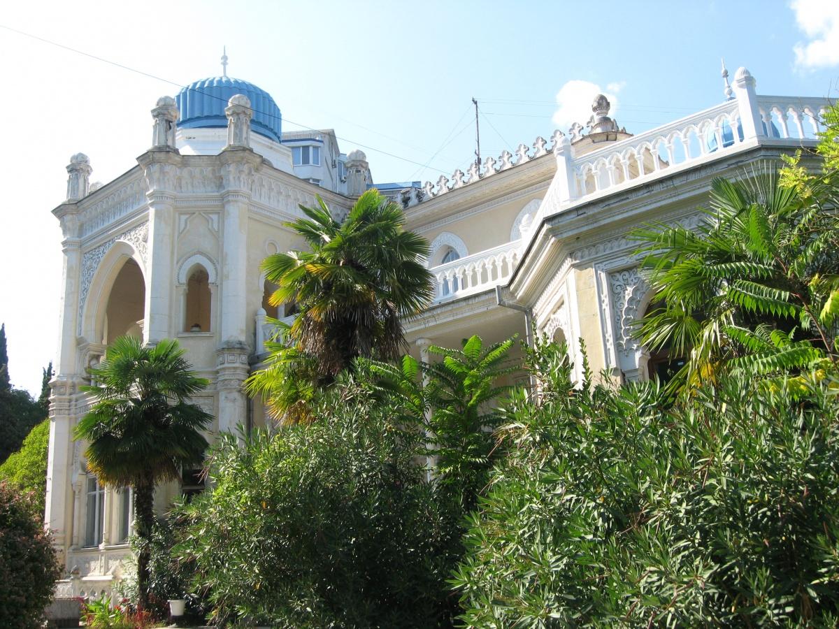 Фото: Дворец эмира Бухарского