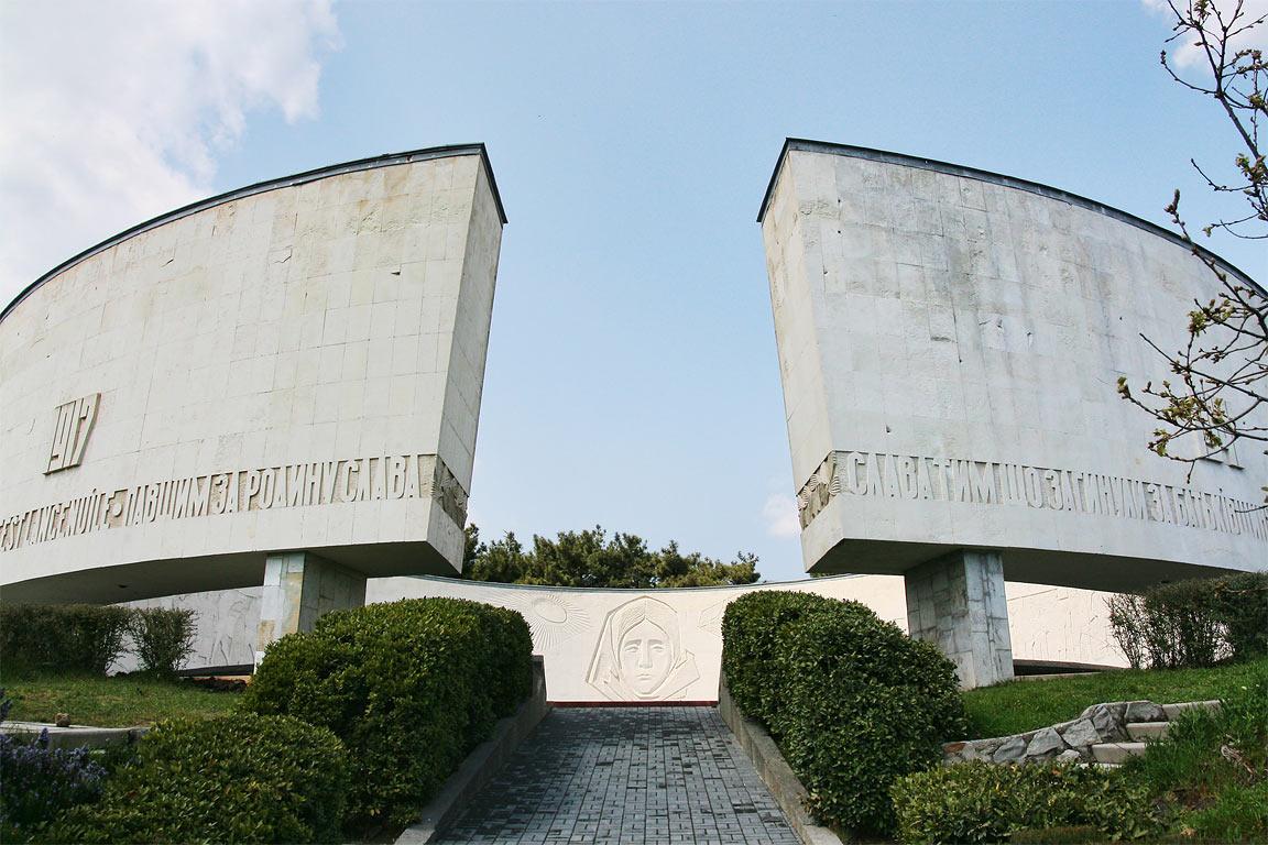 Фото: Мемориал «Холм Славы»
