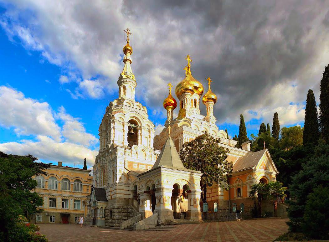 Фото: Собор Святого Александра Невского
