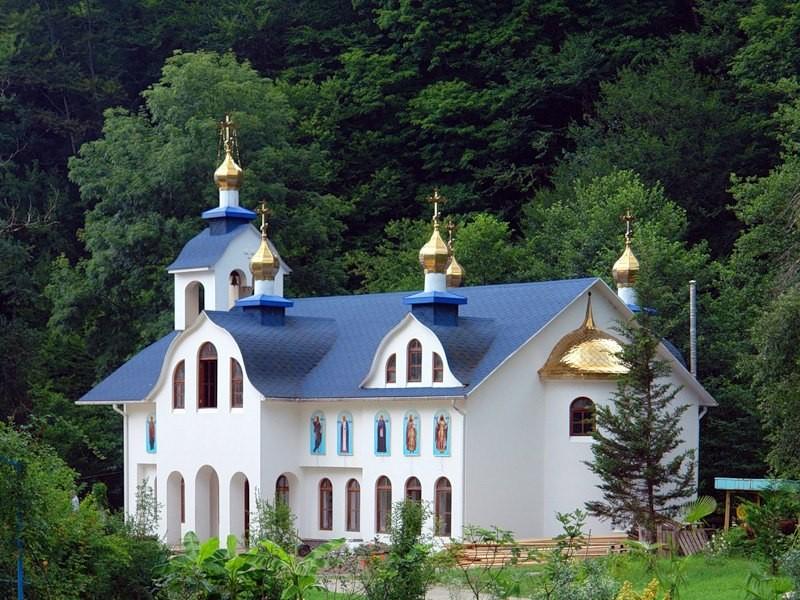 Фото: Троице-Георгиевский женский монастырь