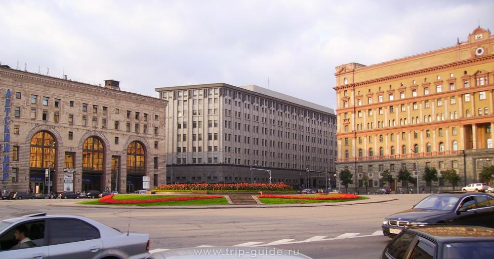 Фото: Лубянская площадь