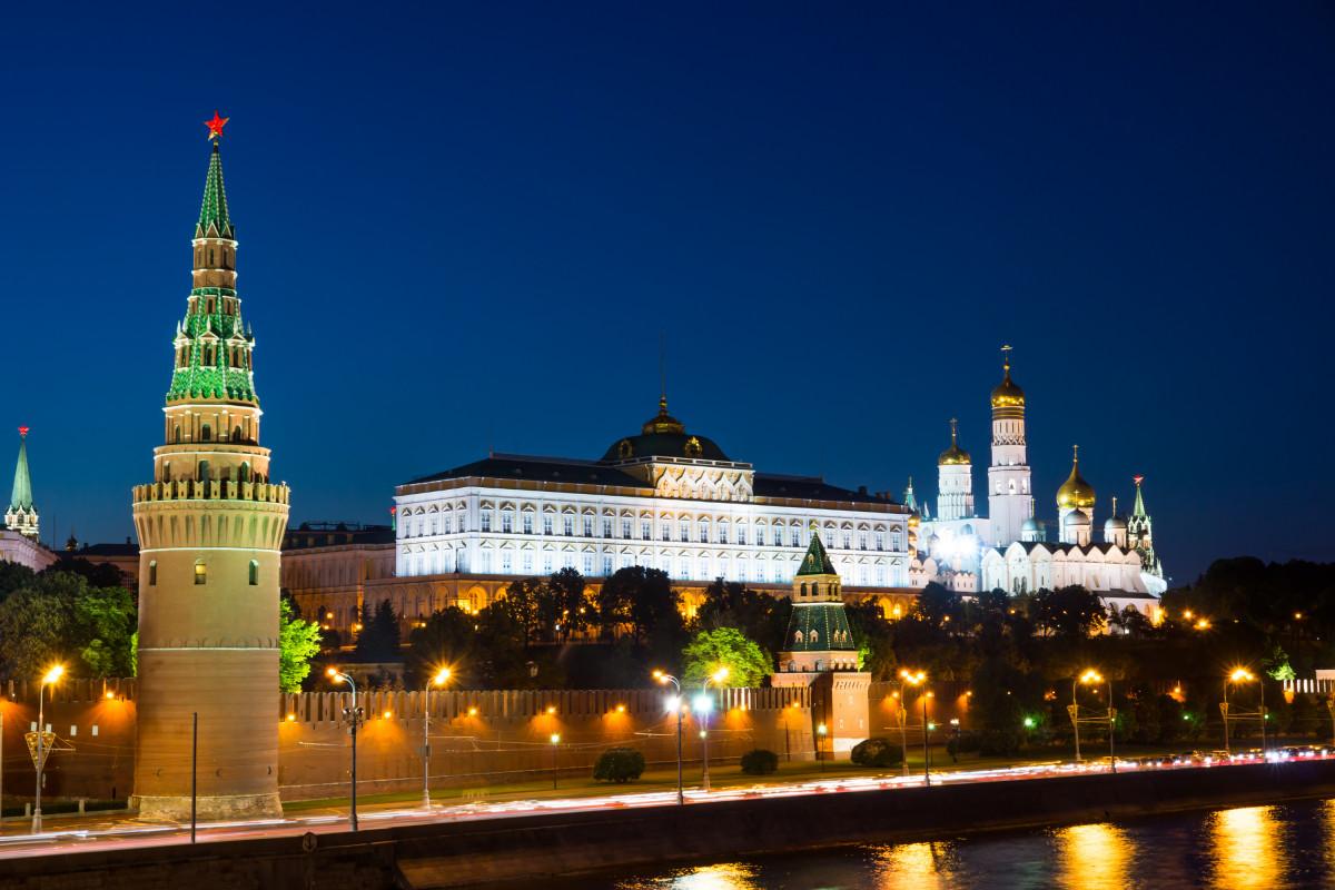 Фото: Московский Кремль