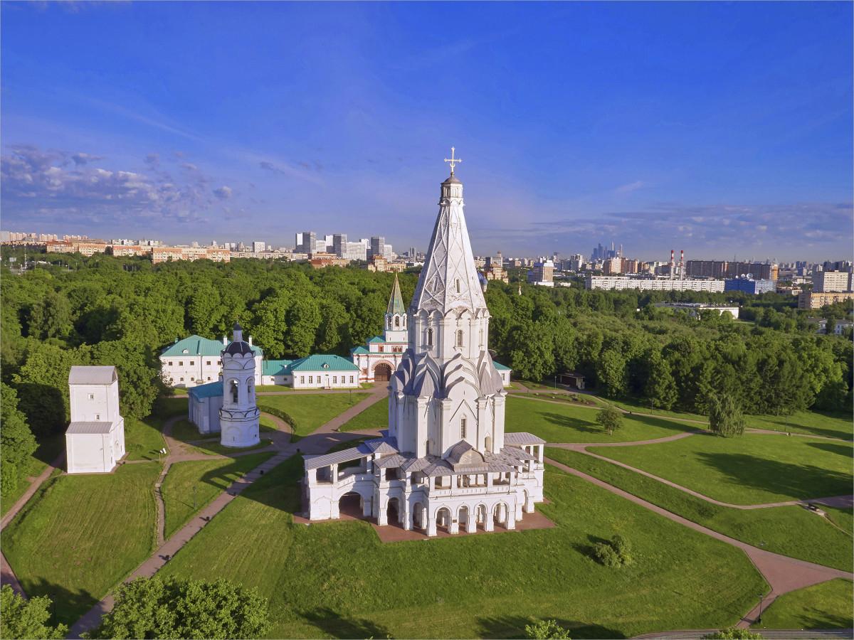 Фото: Музей-заповедник Коломенское