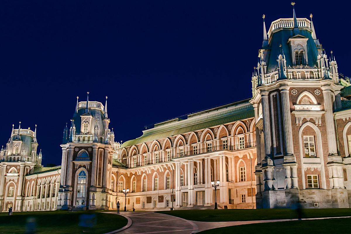 Фото: Музей-заповедник Царицыно