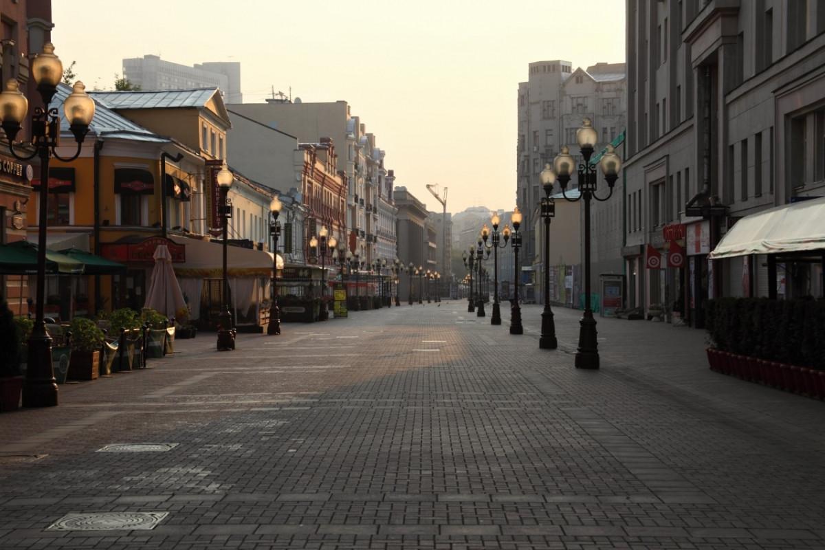 Фото: Улица Старый Арбат