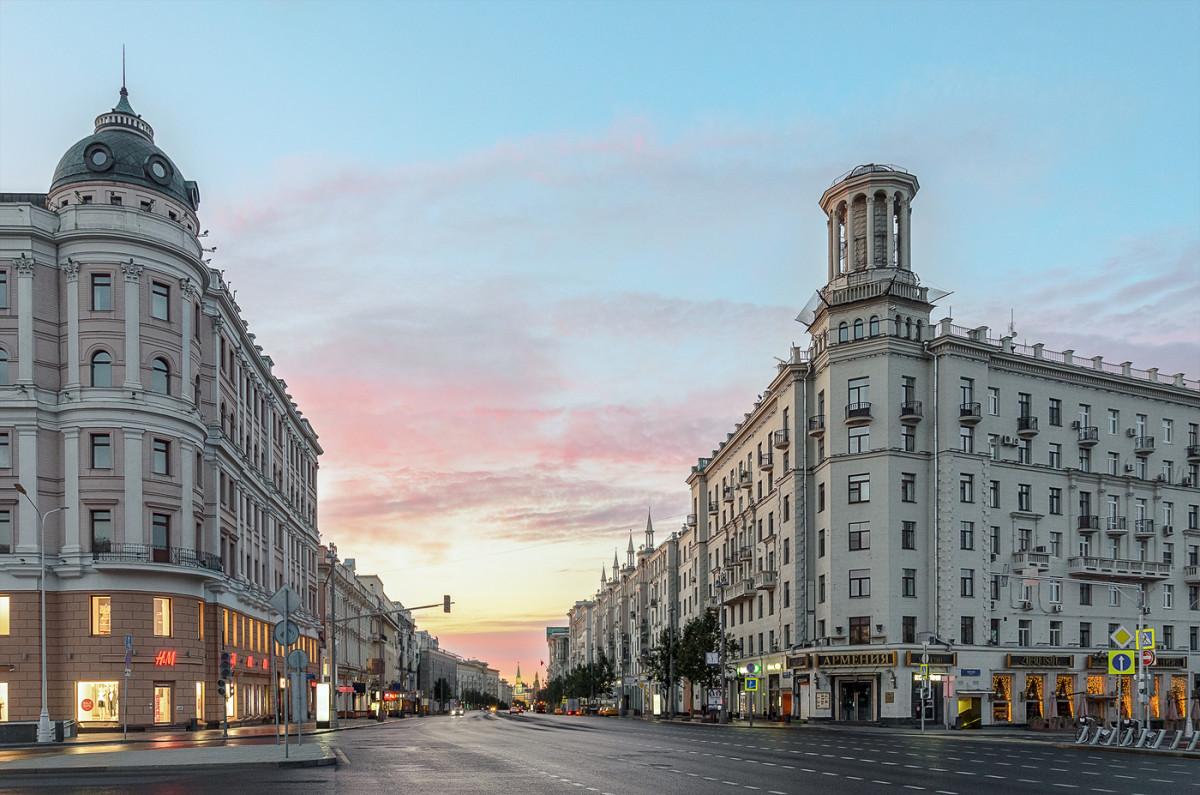 Фото: Улица Тверская