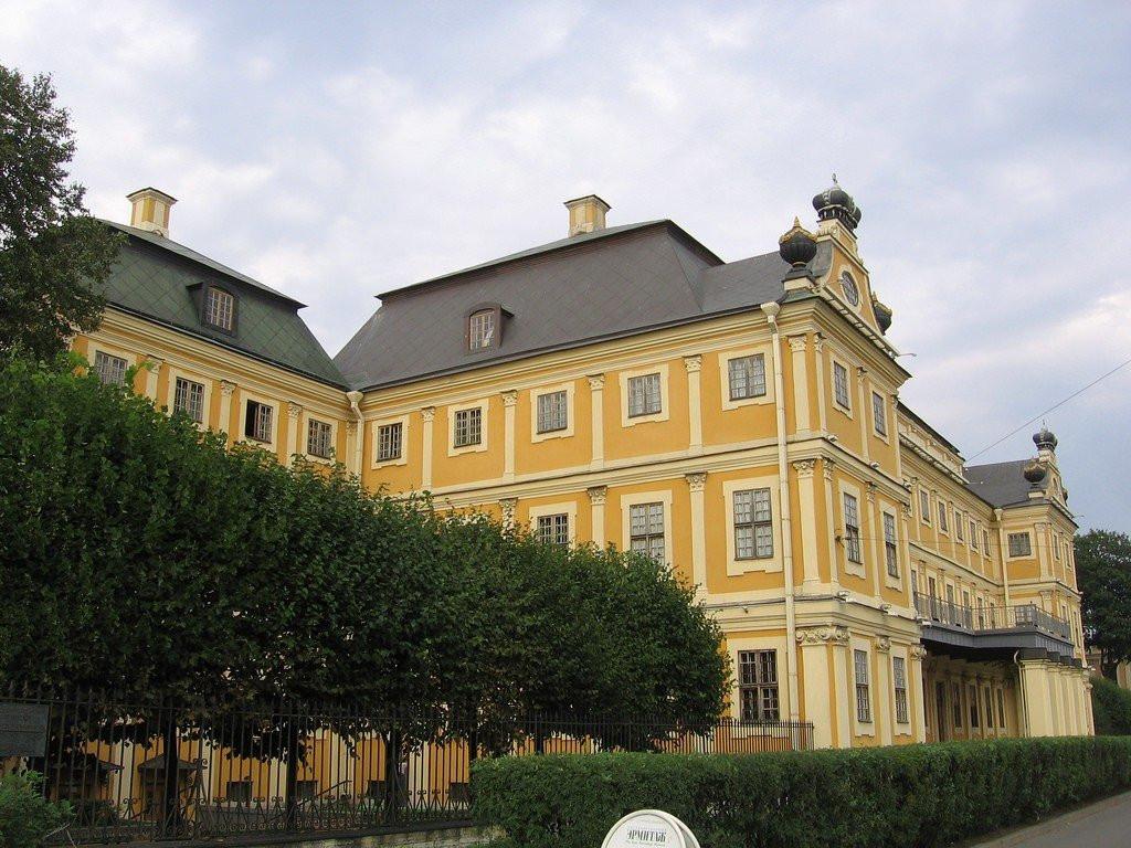 Фото: Меншиковский дворец