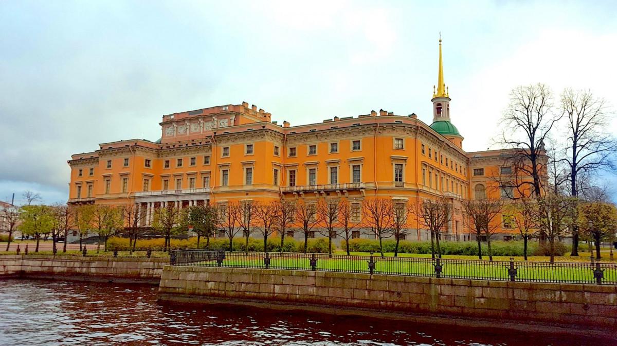 Фото: Михайловский замок