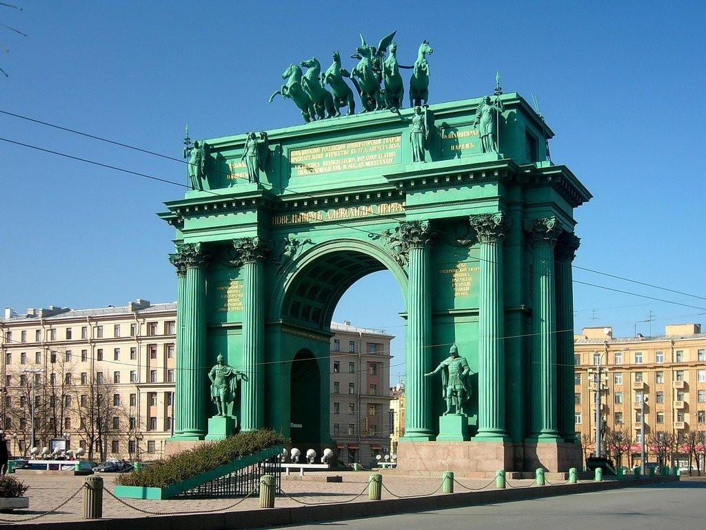 Фото: Нарвские ворота