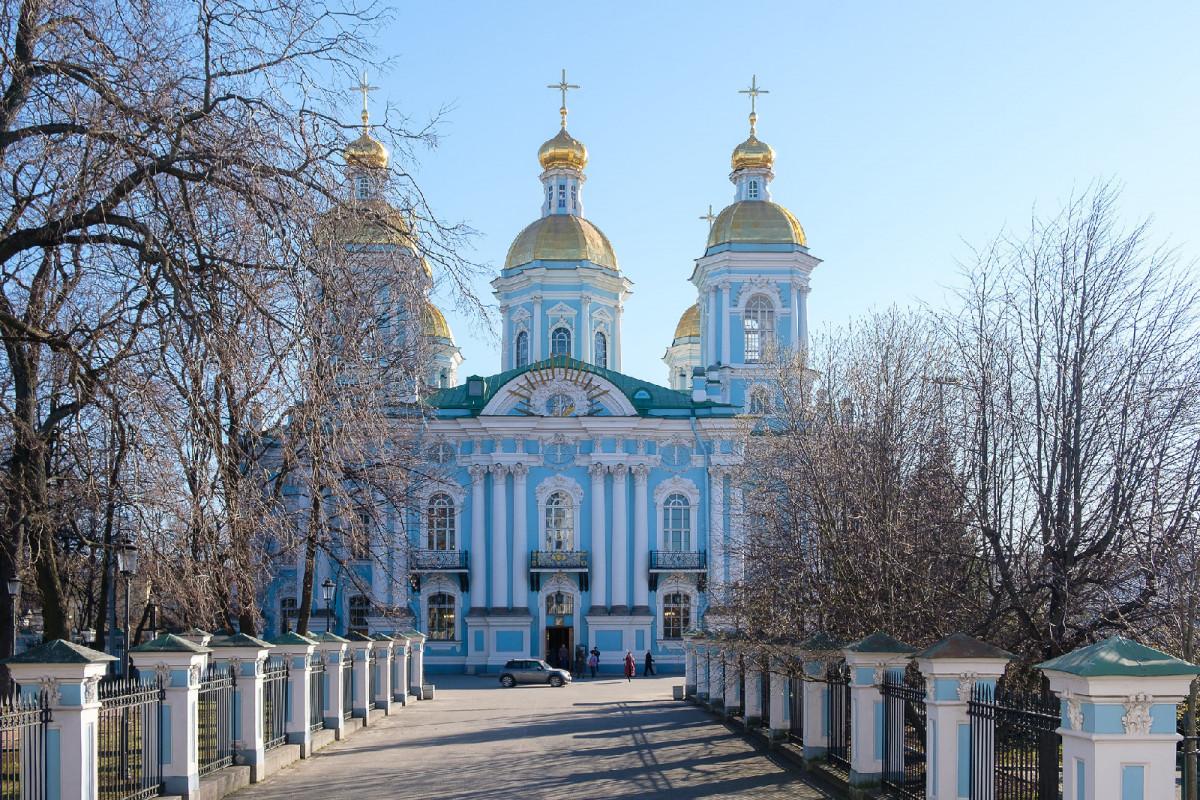 Фото: Николо-Богоявленский морской собор