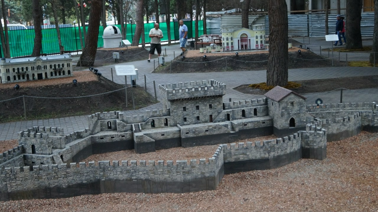 Фото: Парк «Крым в миниатюре»