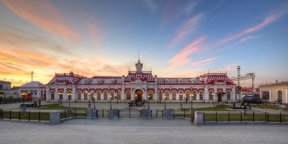 Фото: Старый вокзал