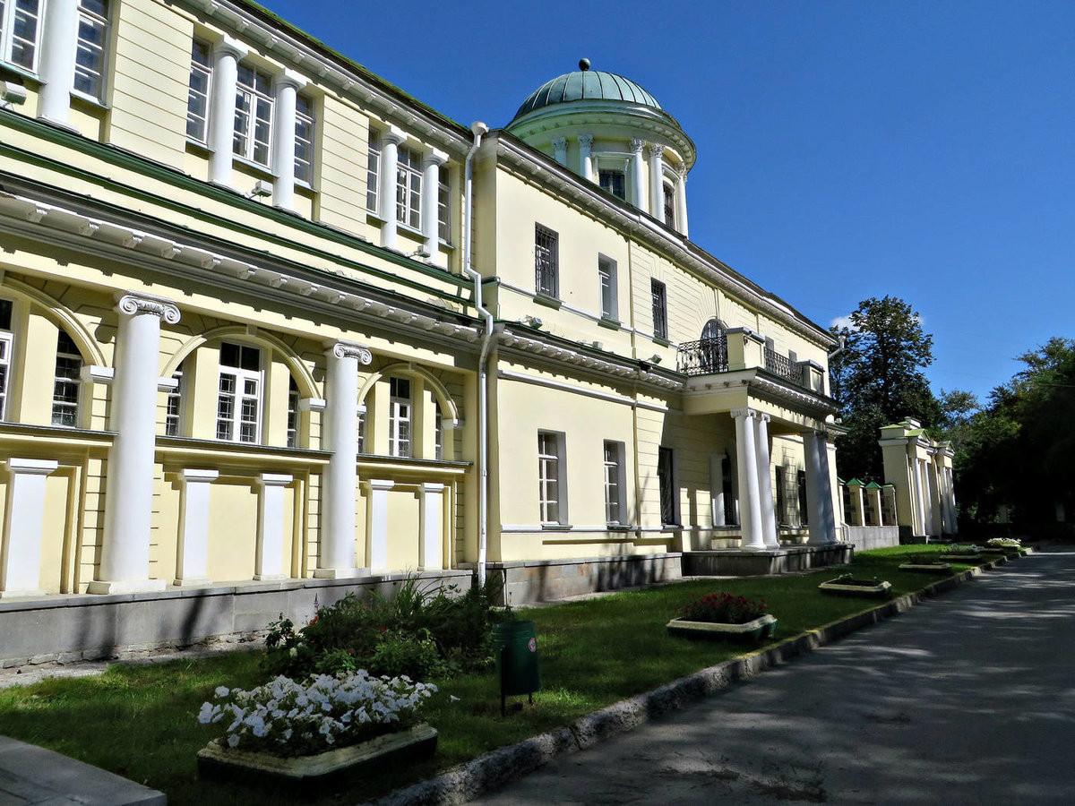 Фото: Усадьба Расторгуевых Харитоновых