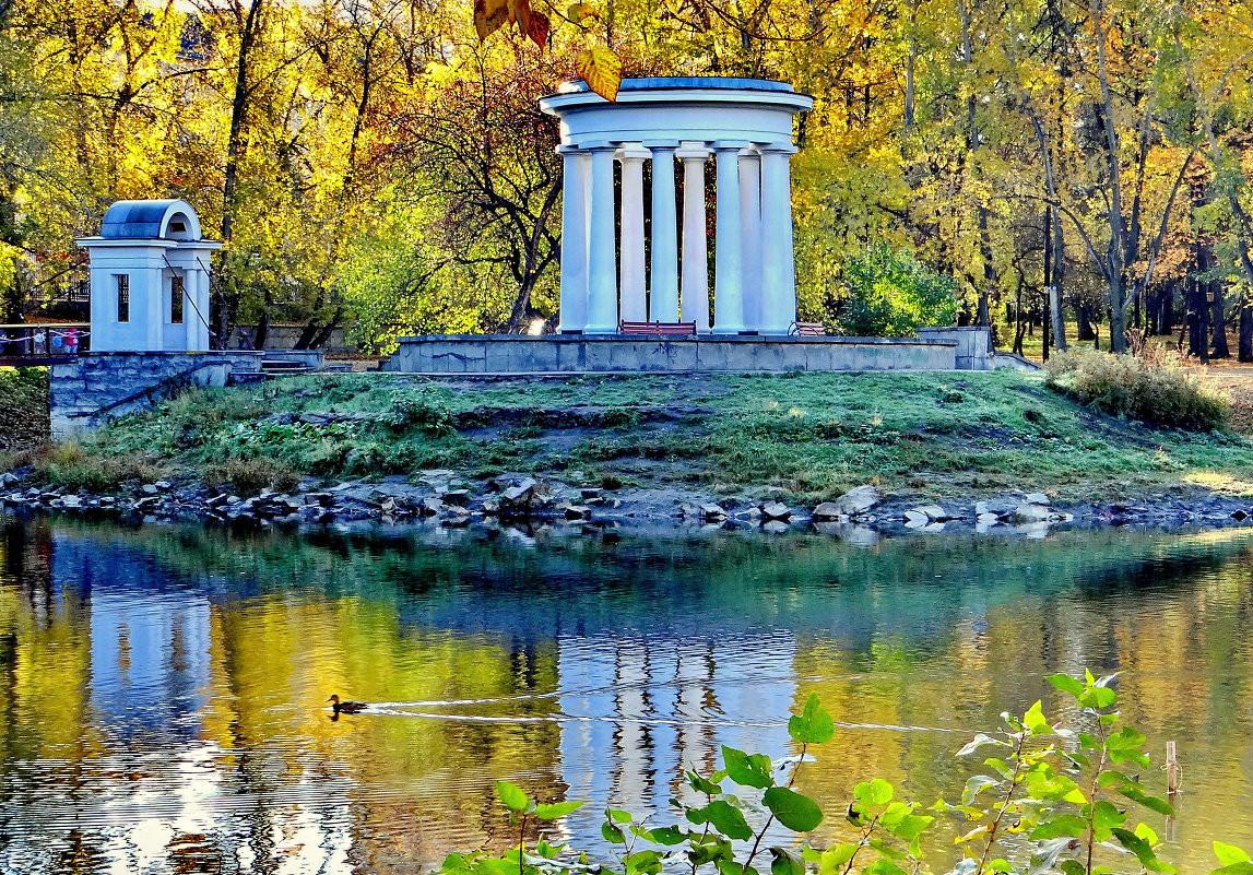 Фото: Харитоновский сад