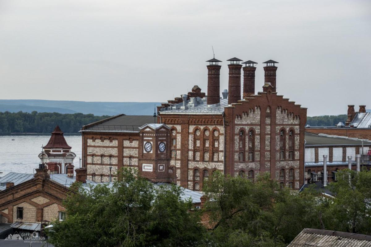 Фото: Жигулевский пивоваренный завод