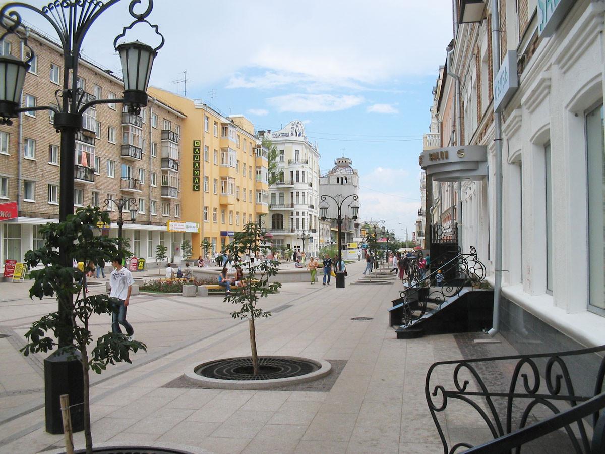 Фото: Ленинградская улица