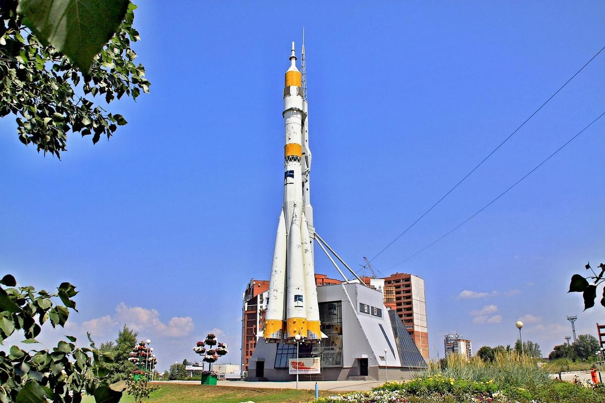 Фото: Музей Самара Космическая