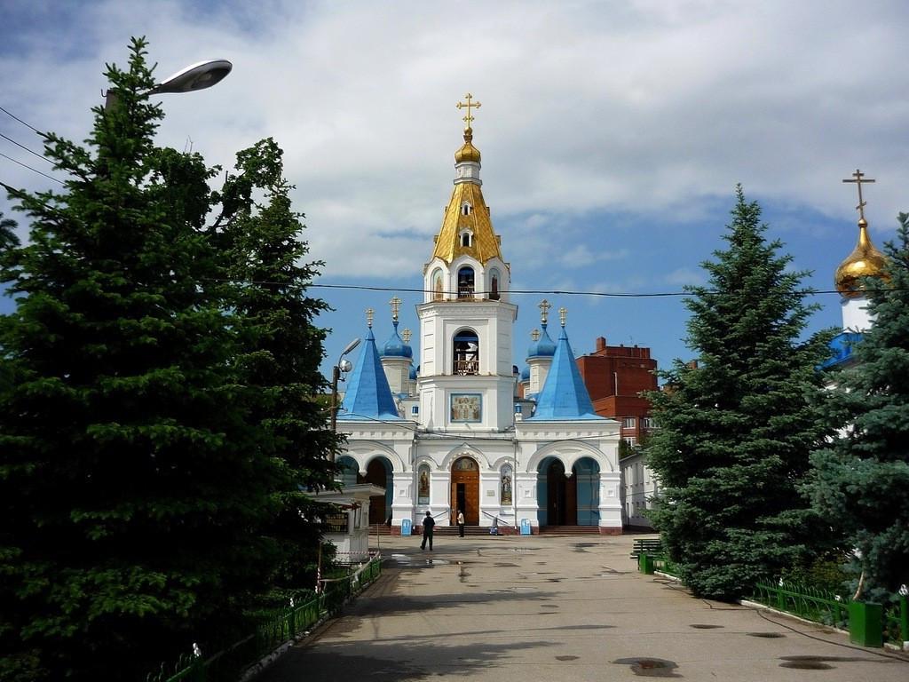 Фото: Покровский кафедральный собор