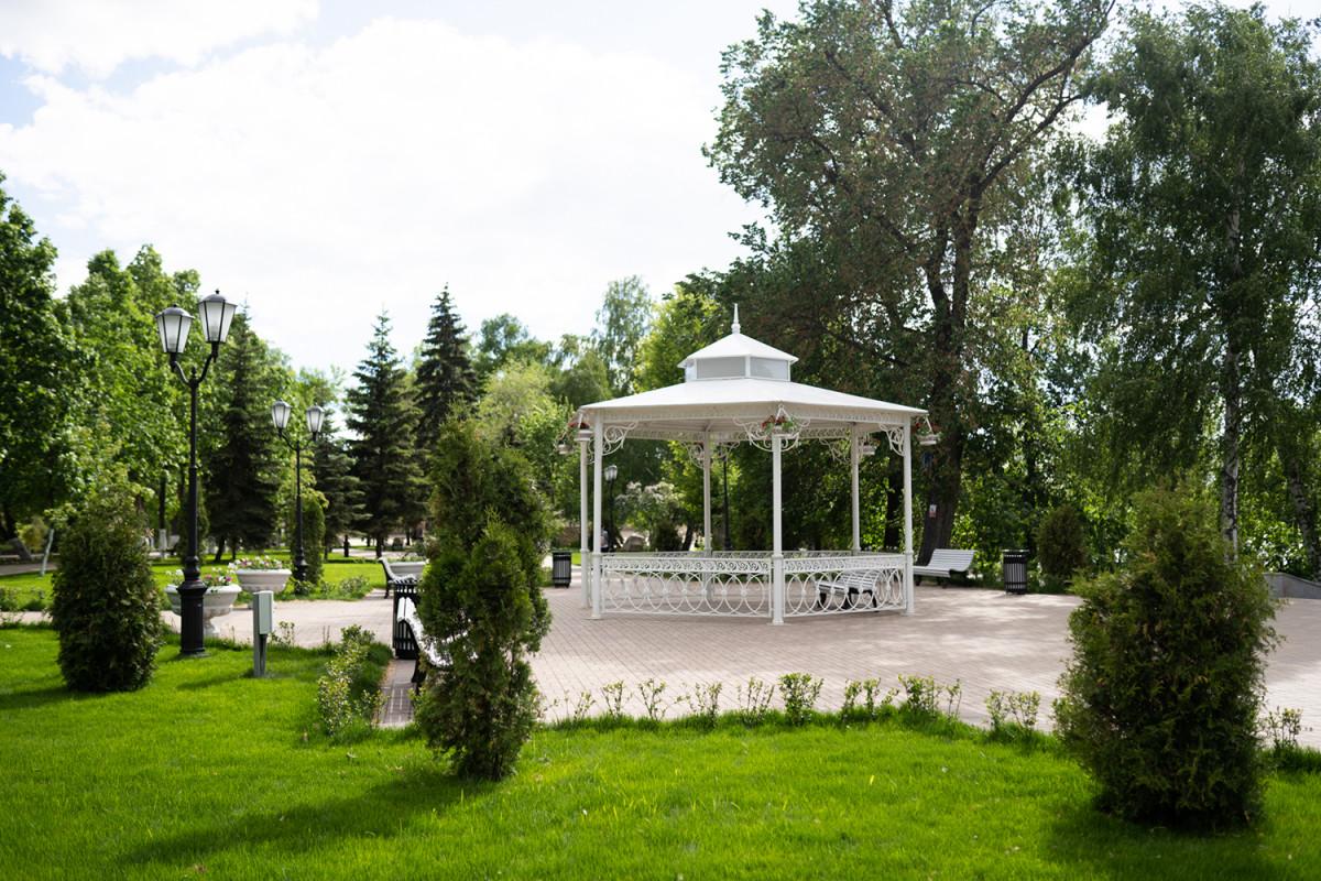 Фото: Струковский сад