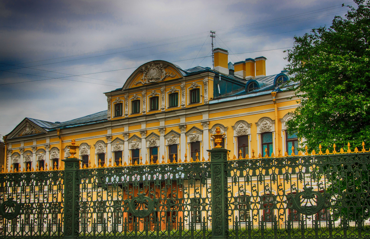 Фото: Дворец графов Шереметевых