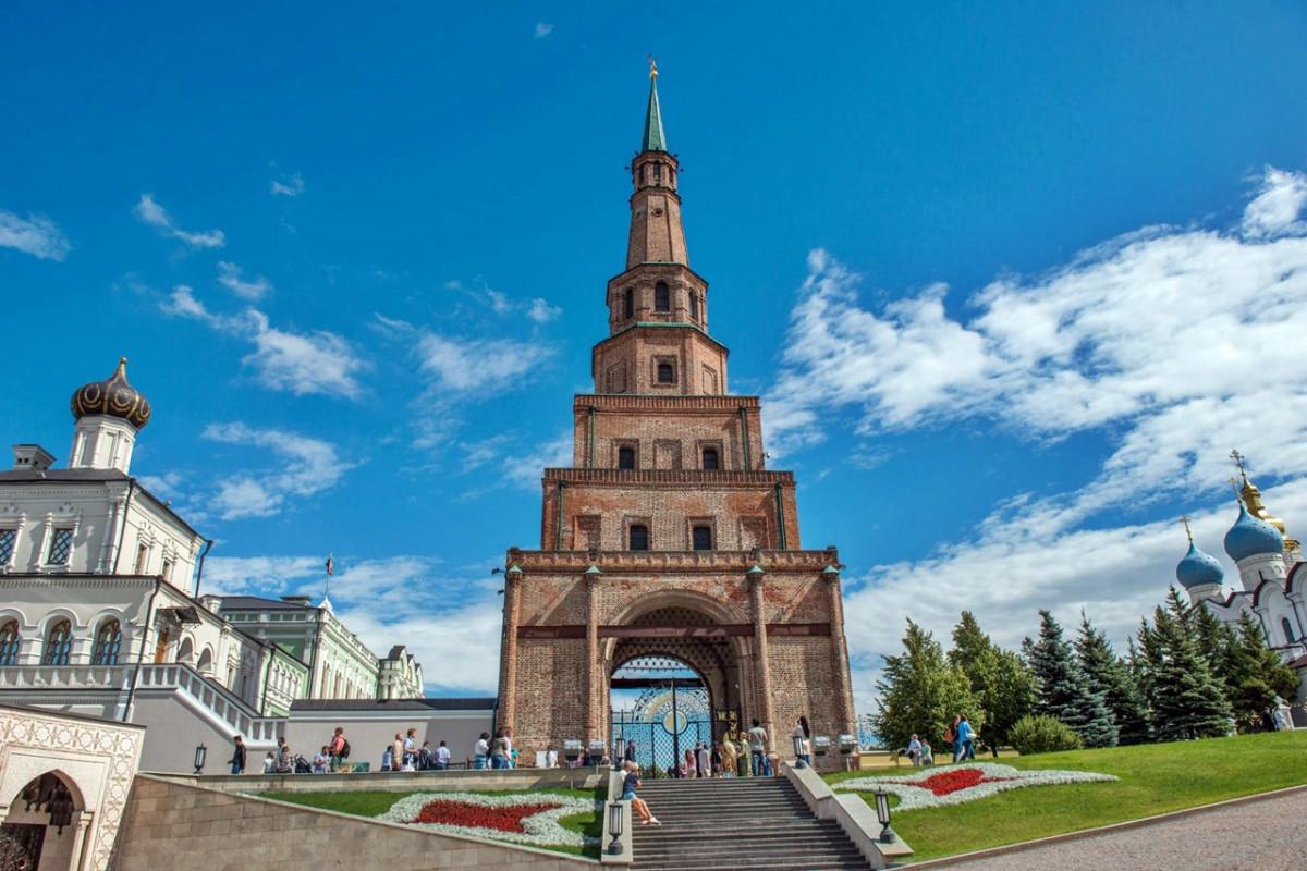 Фото: Башня Сююмбике